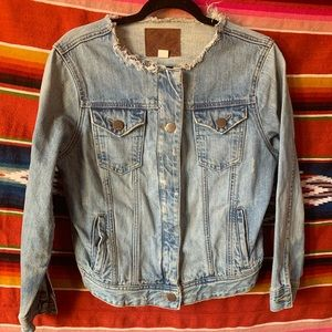 Quicksilver Denim Jacket M